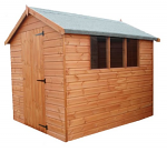 Traditional Standard Apex Shed 8'x6'